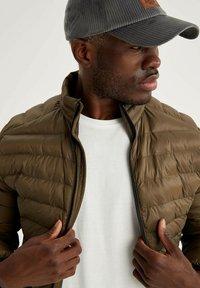 DeFacto - Light jacket - khaki - 4