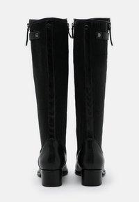 s.Oliver BLACK LABEL - Vysoká obuv - black - 3