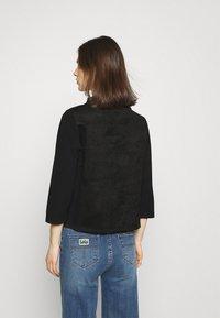 Opus - GOLEDA - Sweatshirt - black - 2