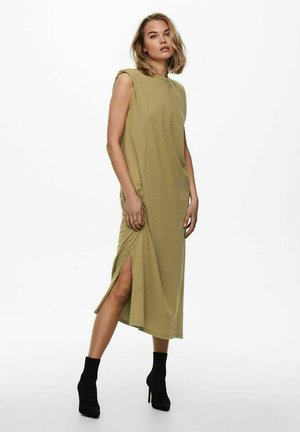 SCHULTERPOLSTER - Jersey dress - elmwood