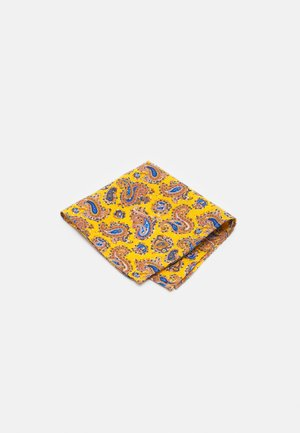 SLHBENTSON HANKIE - Pocket square - citrus