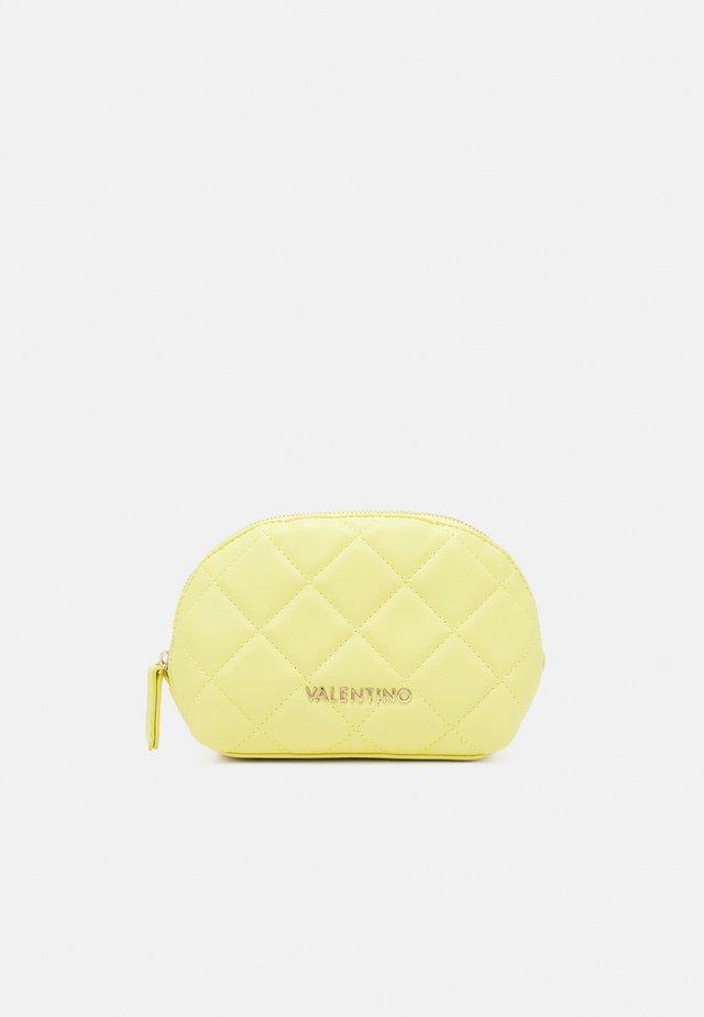 OCARINA - Kosmetická taška - giallo