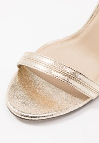4th & Reckless - RYLEY - High heeled sandals - gold - 2