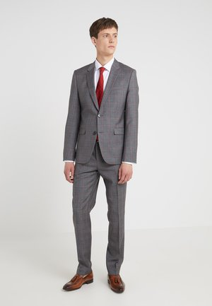 ASTIAN HETS - Suit - medium grey