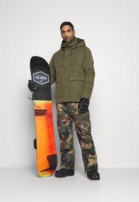 Billabong - SHADOW - Snowboard jacket - olive - 1