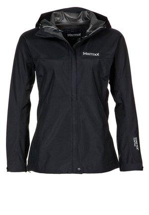 MINIMALIST - Waterproof jacket - black