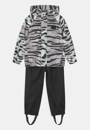 WHALLEY SET - Pantaloni impermeabili - tiger black