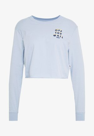 REIGN MARKER - Long sleeved top - zen blue