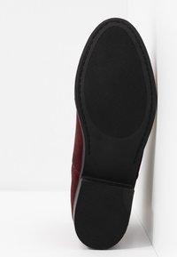 Dorothy Perkins - MORGAN CHELSEA  - Boots à talons - burgundy - 6