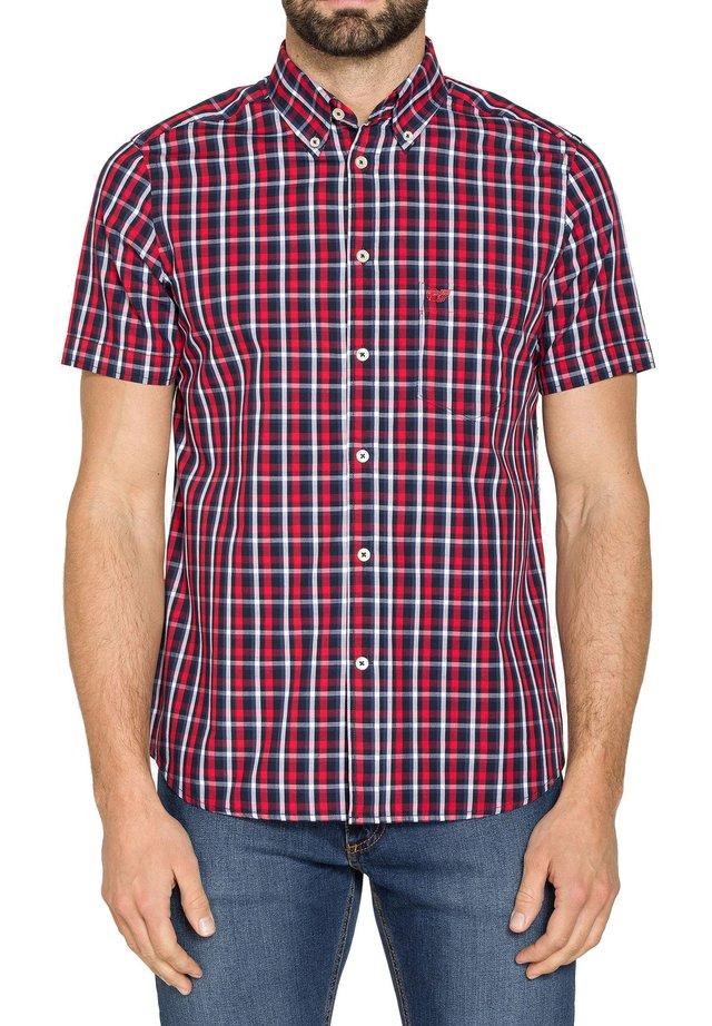 Camicia - rosso-bianco