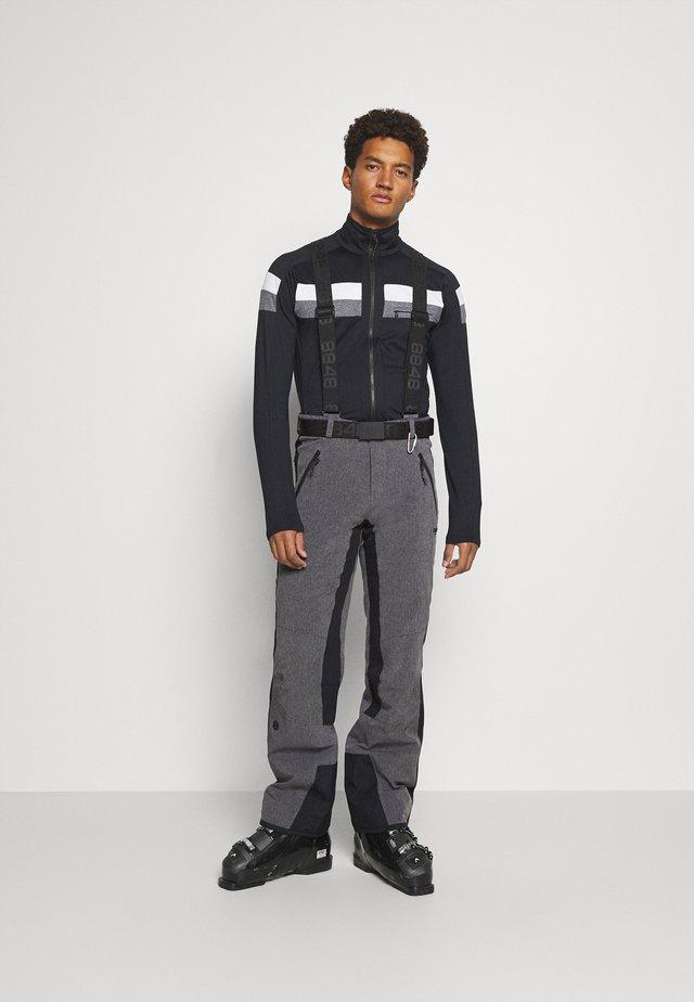 ROTHORN 2.0 PANT - Pantalon de ski - grey melange