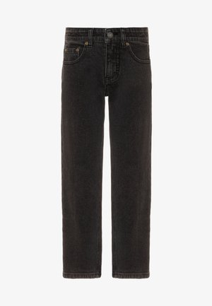 ANDY - Džíny Relaxed Fit - washed black