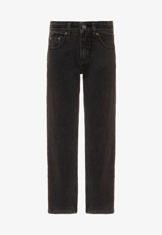 ANDY - Jeans relaxed fit - washed black