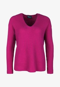 Princess goes Hollywood - MIT V-AUSSCHNITT - Maglione - berry - 4