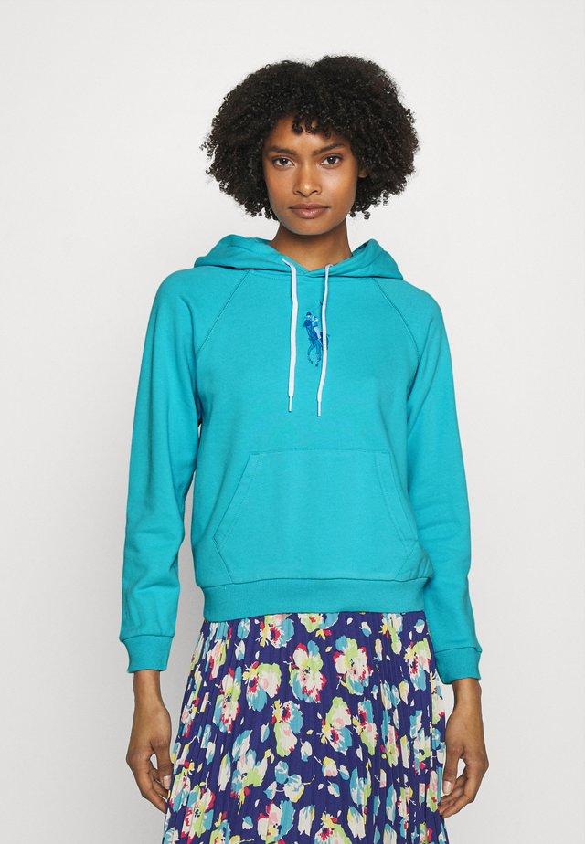 LOOPBACK - Sweatshirt - perfect turquoise
