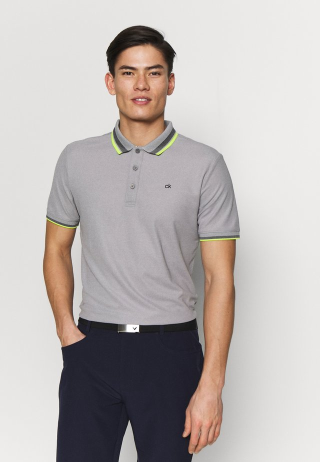 SPARK - Sports shirt - grey marl