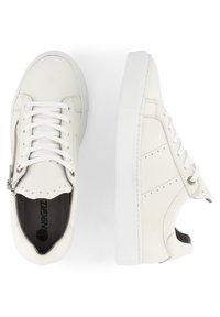 NoGRZ - H.PAESSCHEN - Sneakers laag - white - 4