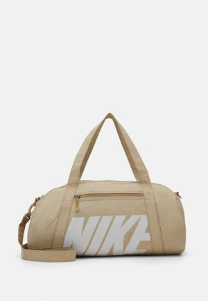GYM CLUB - Sports bag - parachute beige/vast grey