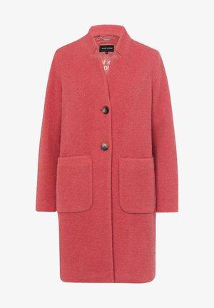 Classic coat - hellrot