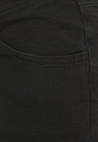 Cotton On - MATERNITY STRETCH - Straight leg jeans - stonewash black - 2