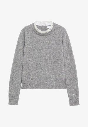DUNKAN - Pullover - gris chiné moyen