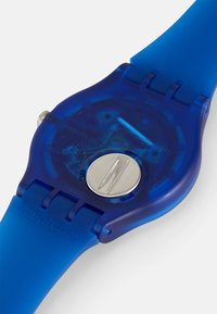 Swatch - BLUE SIRUP - Zegarek - blau - 2
