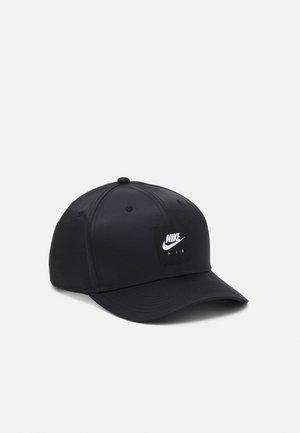 AIR UNISEX - Czapka z daszkiem - black