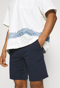 Levi's® Made & Crafted - RELAXED CAMP - Overhemd - white - 4