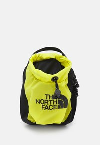 The North Face - BOZER CROSS BODY UNISEX - Across body bag - sulphur spring green/black - 2