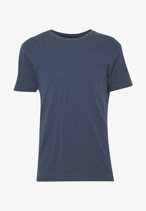 ALDER TEE - T-shirt - bas - insigna blue melange