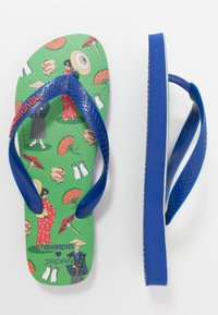 Havaianas - TOP JAPAN - Pool shoes - marine blue - 0