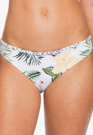 BLOOM  - Bikini bottoms - bright white praslin