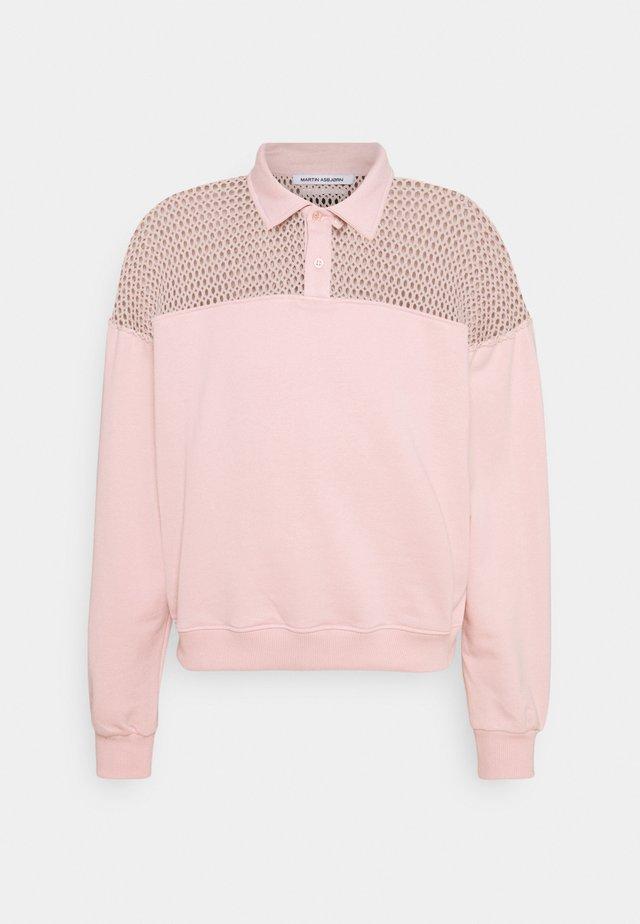 GAVIN - Sweater - silver pink