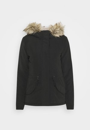 ONLNEWLUCCA JACKET - Winter coat - black