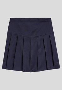 Next - Plisovaná sukně - blue - 1