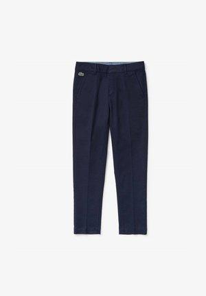 Pantalon classique - navy blau