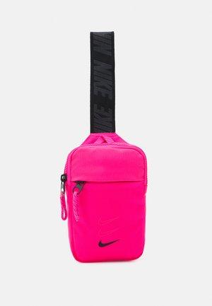 Across body bag - hyper pink/dark smoke grey/black
