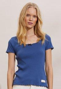 Odd Molly - MAGDA - Basic T-shirt - navy - 0