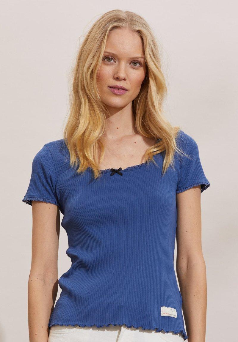 Odd Molly - MAGDA - Basic T-shirt - navy