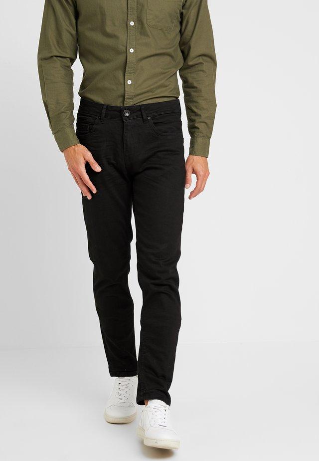 BLAST - Slim fit jeans - black