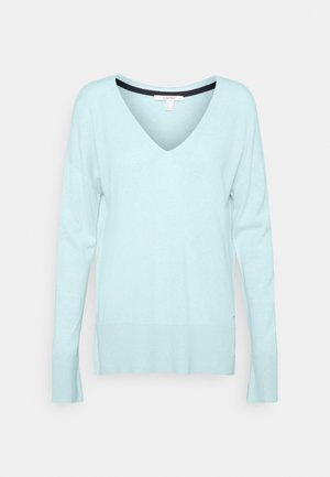 VNECK  - Jumper - light turquoise