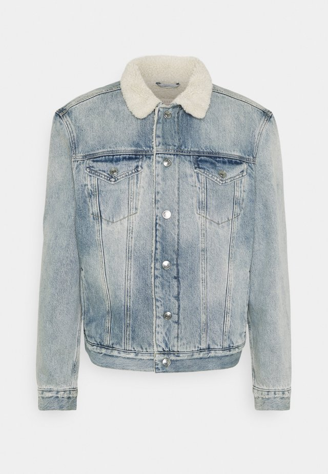 ILKLEY JACKET - Denim jacket - indigo
