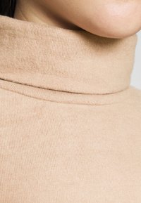 Pieces - PCPAM - Jumper - warm taupe - 5