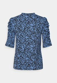 Lindex - LOREEN - Print T-shirt - light blue - 1