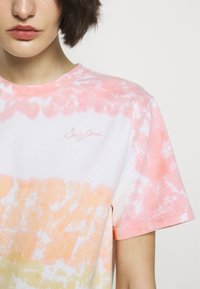 See by Chloé - Print T-shirt - multicolor - 5