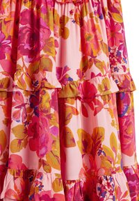 Next - PINK ROSE STRAPPY MAXI DRESS (3-16YRS) - Maxi šaty - pink - 2