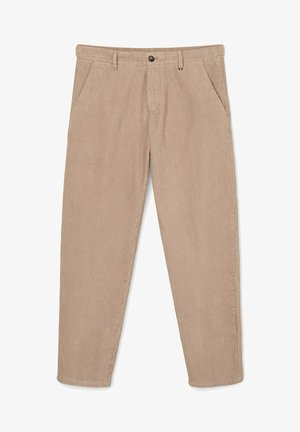 NARVIK - Trousers - taupe gray