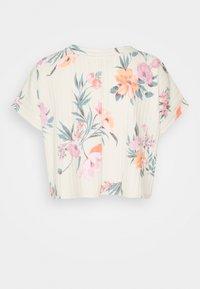 Gilly Hicks - Pyžamový top - oatmeal floral print - 1
