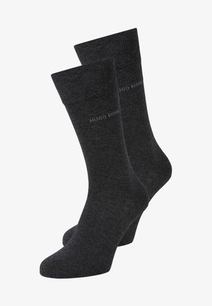 UNI 2 PACK - Socks - charcoal