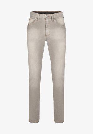 MIT HIGH-STRETCH - Slim fit jeans - grey